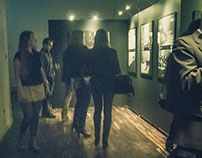 beksiński exhibition in mck