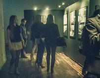 beksiński exhibition in mck