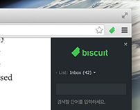 Biscuit for Chrome