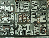 constelação tipográfica