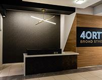 40 Broad Street Branding
