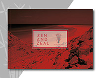 LOGO DESIGN - The Red Sanctuary