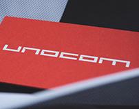unocom. rebranding.