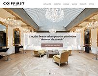 Coiffirst Website