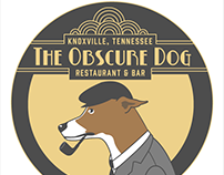 The Obscure Dog Logo & Brand Design