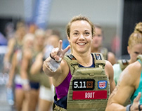 Meredith Root finished 30th at the 2018 CrossFit Games
