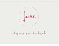 Invite - June Crafts