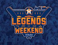 Houston Astros Legends Weekend