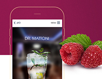Mattoni Website & Mobile Web