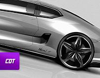 Car Rendering Video Tutorial ep. 6