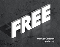 Freebies Collection | Mockups by rebrandy