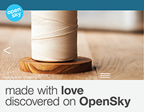 OpenSky Online Editorial Content