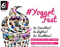 6th Street Yogurt - Social Media Posts