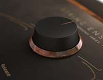 Native Instruments Orchestral Strings UI