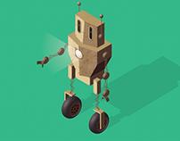 Robot Imaginaire