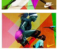 "Nike Free Campaign ""Kenyan Runners"" Gift Cards"