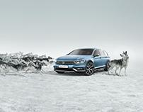 Volkswagen Passat. There is always a leader.