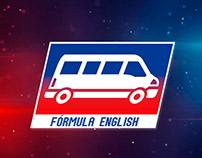 Curso de Inglês em movimento (Fórmula English)