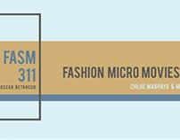 Micro Movie/Gif Campaign