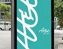 At&t Rebranding Concept
