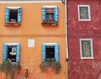 Burano Photography
