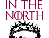 King In The North - Game of thrones