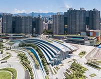 West Kowloon HSR Station - Hong Kong