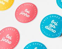Cris Cakes - Identidade Visual