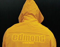 Edmond theater brochure