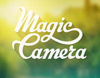 MAGIC CAMERA - new design