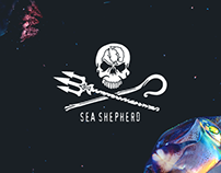 Sea Shepherd - Website - Redesign concept