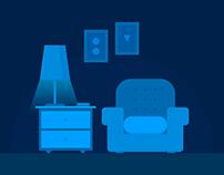 Living Room 🛋
