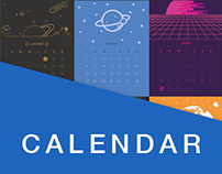 Collaborative Calendar Project - Print
