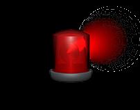 Signal light - 3D 모델링