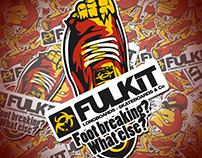 Fulkit Stickers