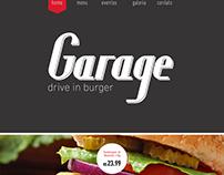 Desenvolvimento de site para o Projeto Garage
