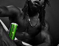 Campaña Sense Energy Drink
