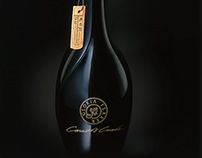 Gloria Ferrer Carneros Cuvée Packaging & Logo Design