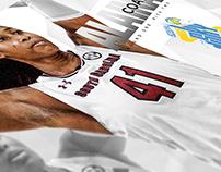 Gamecock WNBA Draft graphics