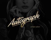 Autograph unisex salon