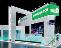 Zentrstroydor booth concept