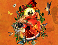 Collage Artwork 136-138
