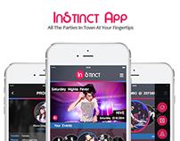 InStinct App