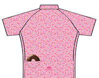 Donut Sprinkles Cycling Jersey