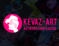 KEVAZ-ART ARTWORK COMPILATION