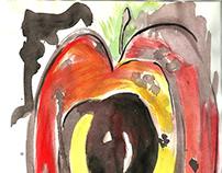 La fruta - Le fruit