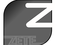 A Logo A Day - ZETE Technology - Day 4