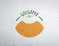 Golgappa Tapri Branding