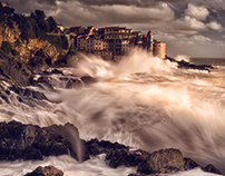 Tellaro, Liguria.