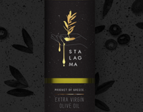 STALAGMA EXTRA VIRGIN OLIVE OIL